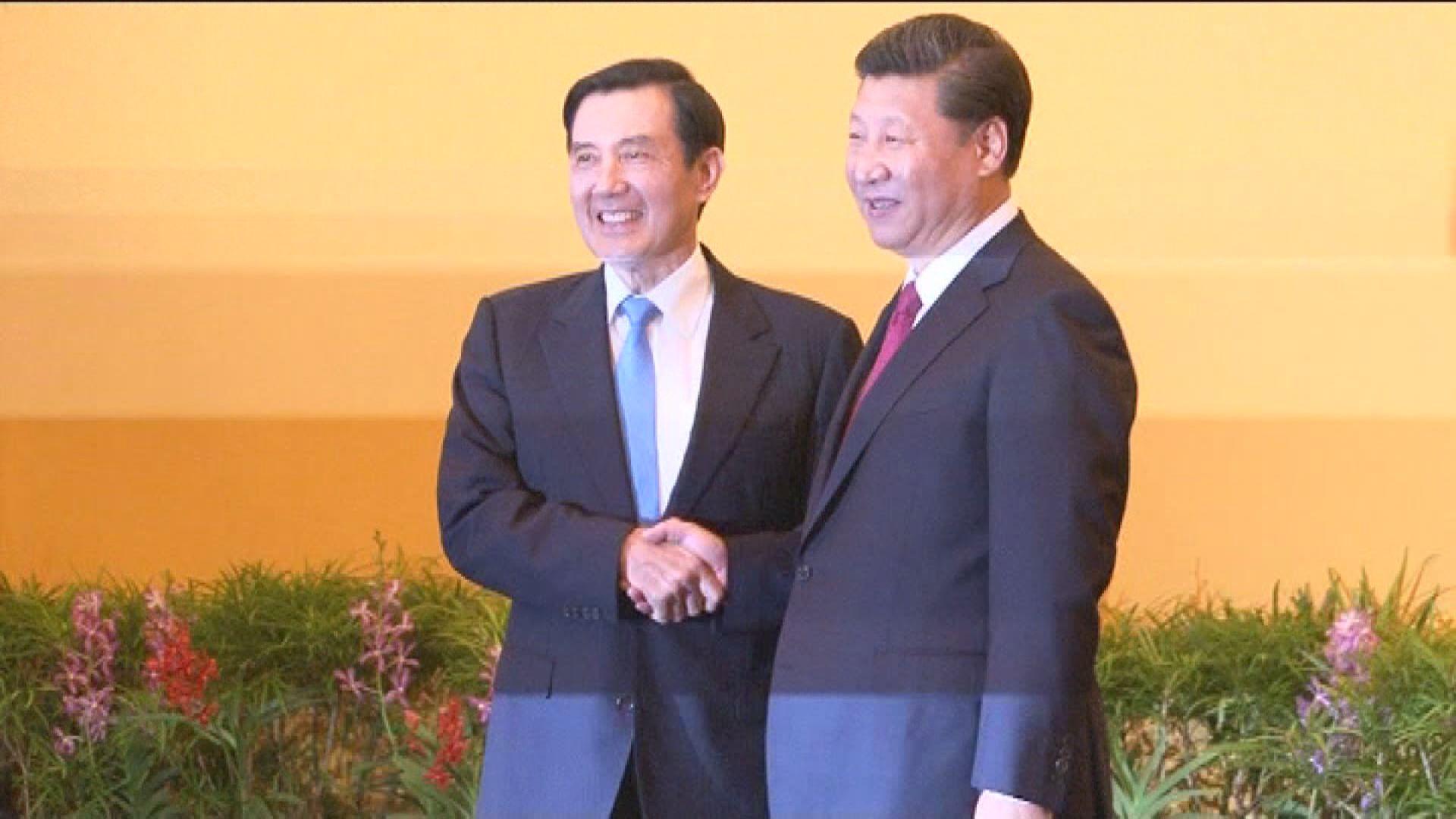 馬英九:台灣所指的「一中」就是中華民國