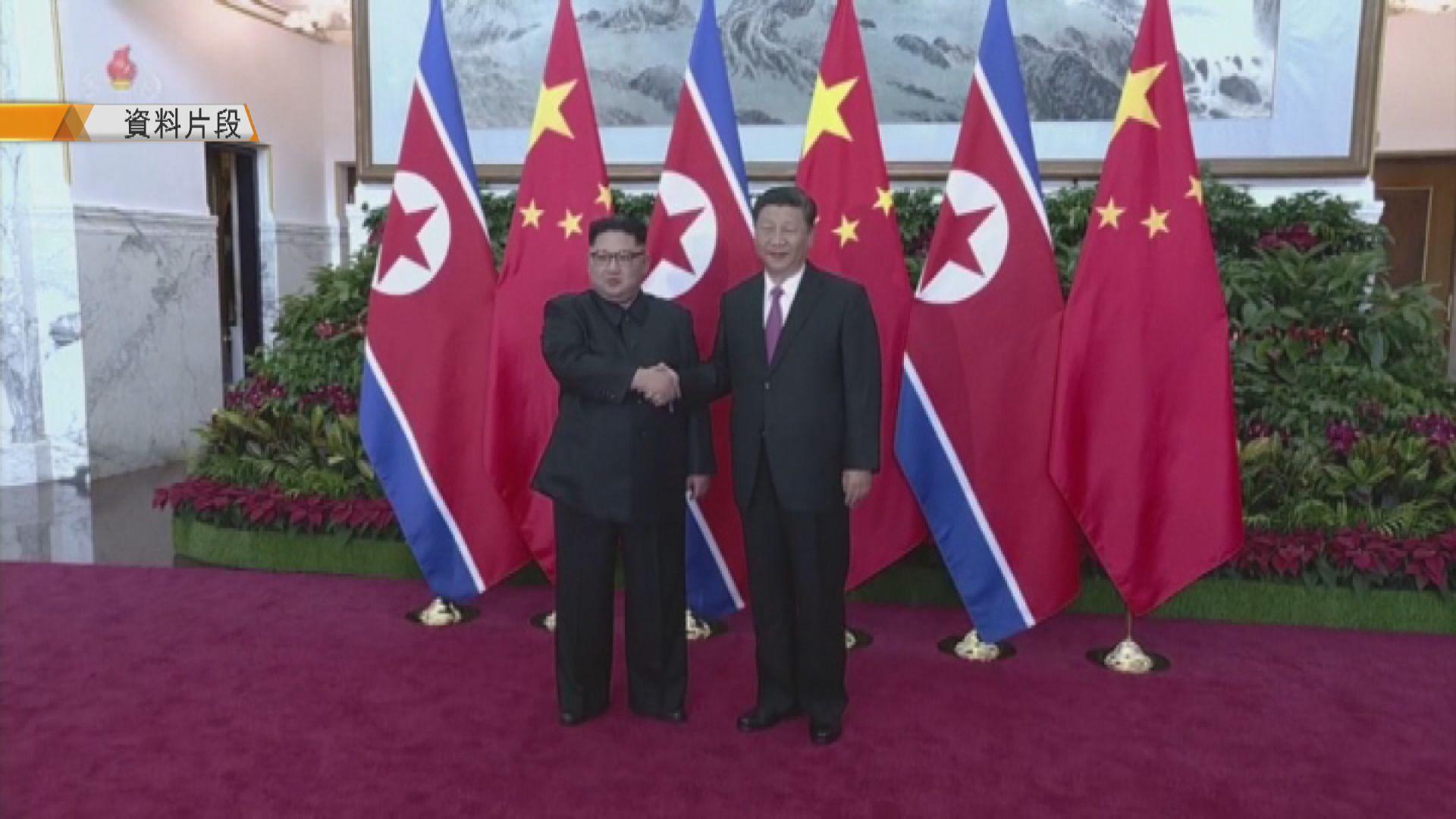 金正恩再度訪華 或就美朝峰會尋求意見