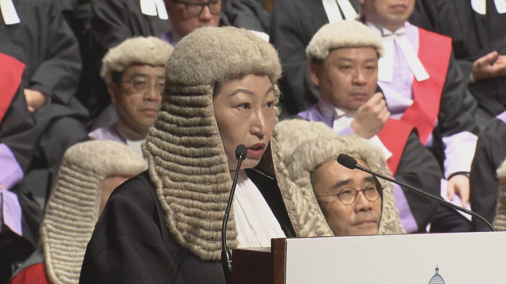 鄭若驊:憲法與基本法為憲制基礎毋庸爭議
