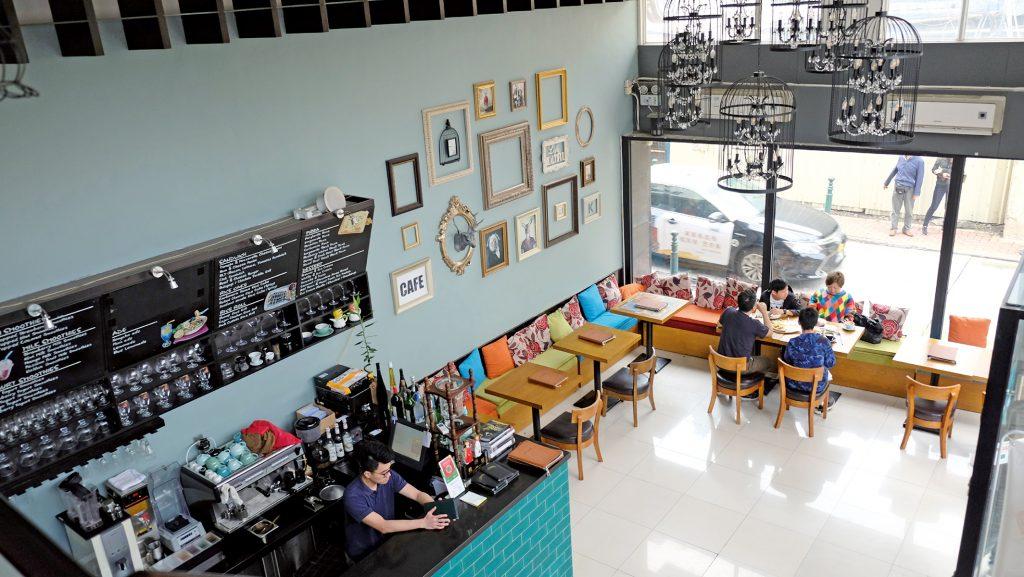 〈好食〉【澳門】官也街韓一番 – Cafe Nova Kokoro