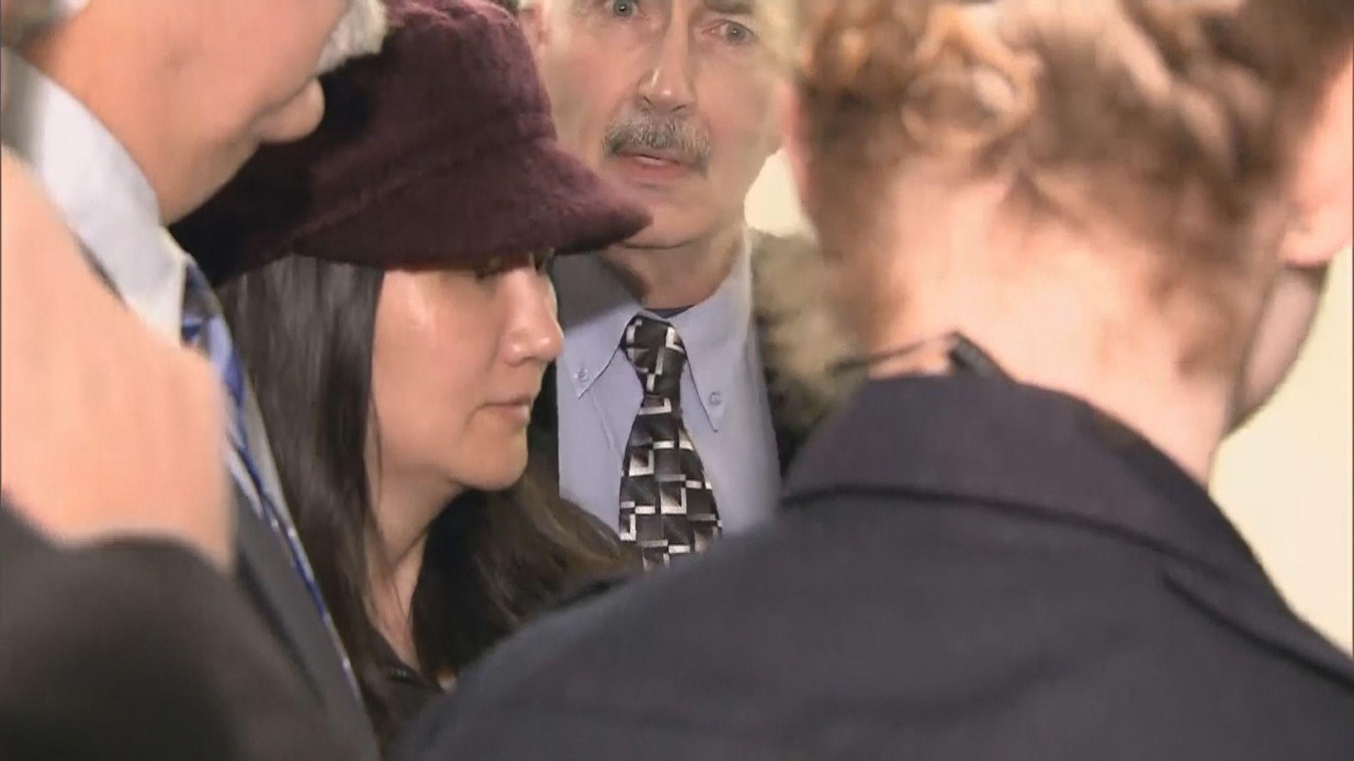 孟晚舟更新保釋條件 押後至3月初再出庭