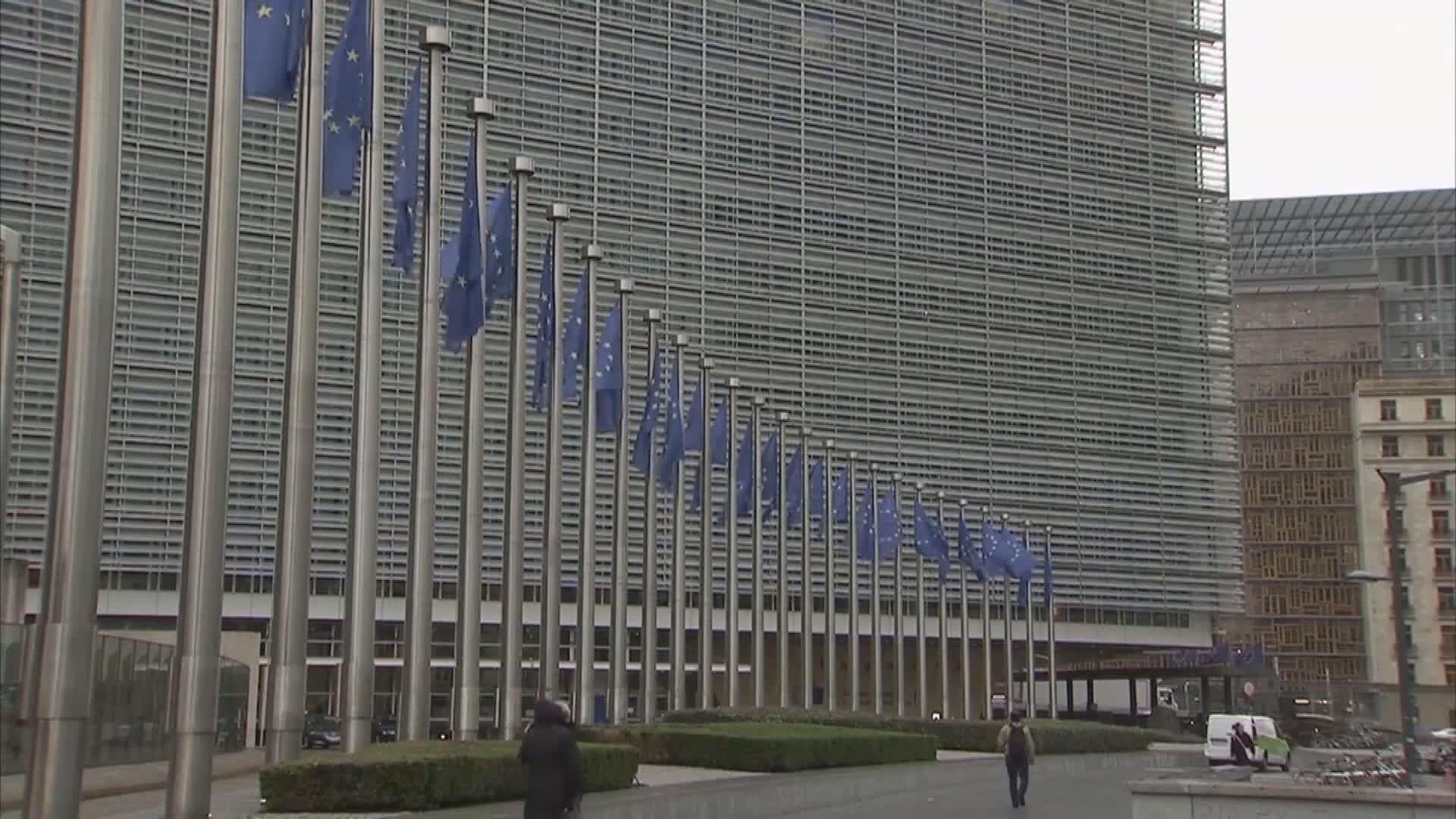 據報歐盟警告中俄間諜活躍於布魯塞爾