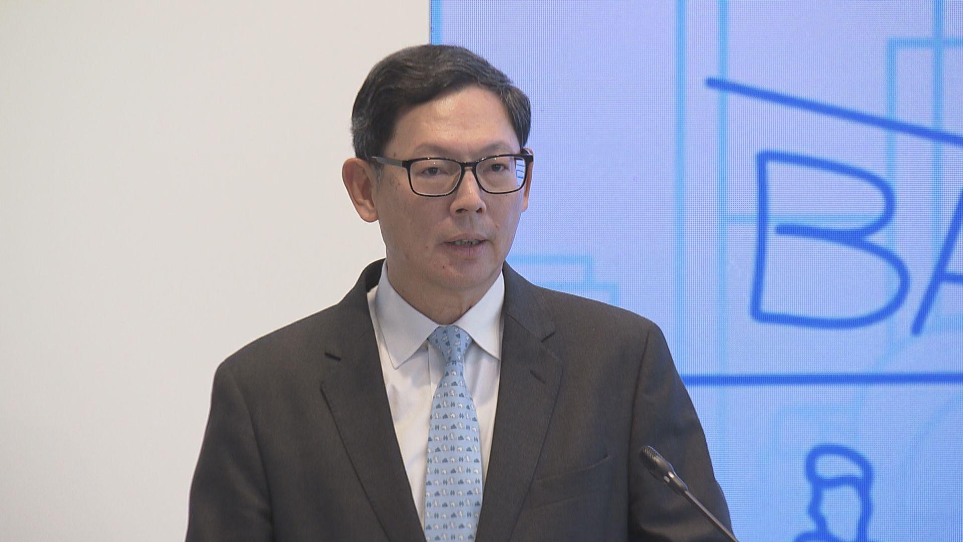 消息:陳德霖九月約滿後退休