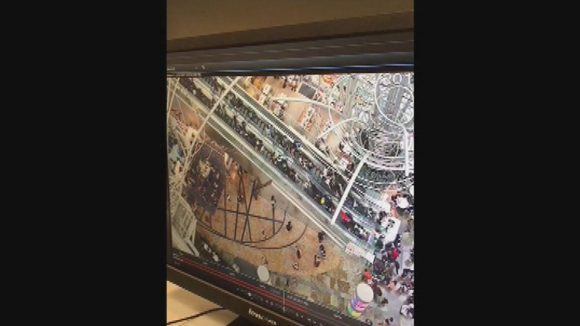 朗豪坊扶手電梯事故 工程師判緩刑及罰款