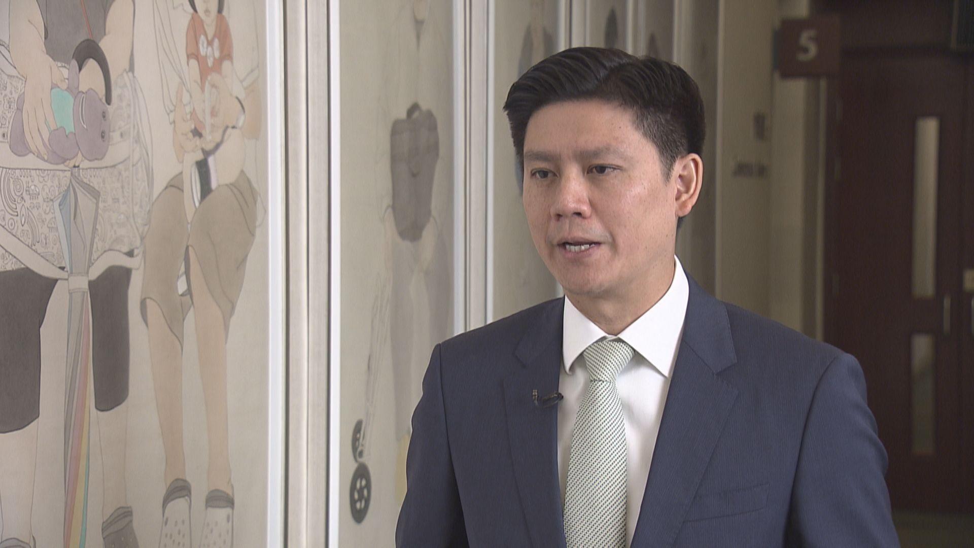 譚文豪:民航處措施對航空交通影響不大