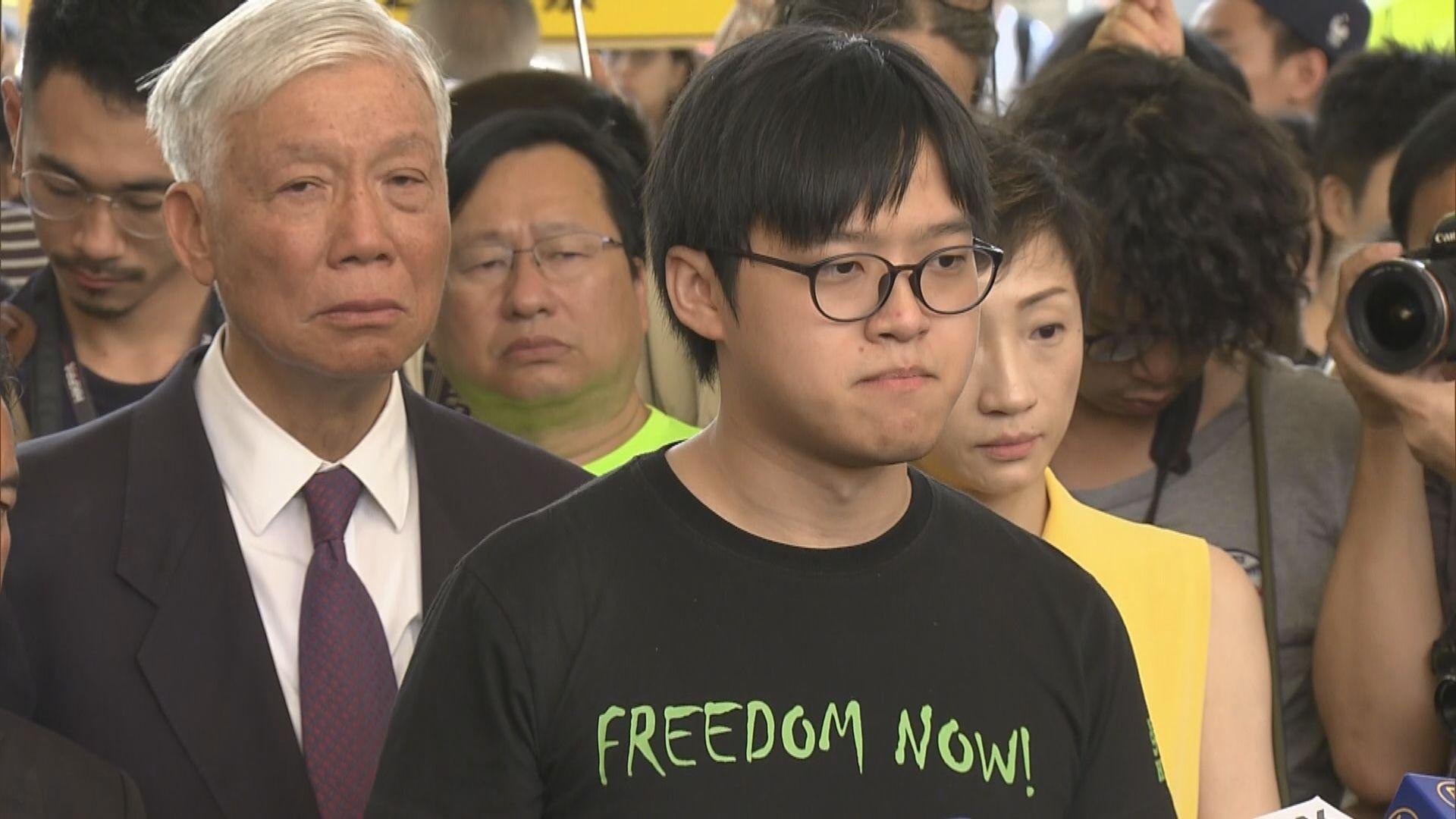 張秀賢:盼各方反思願為民主付多大代價
