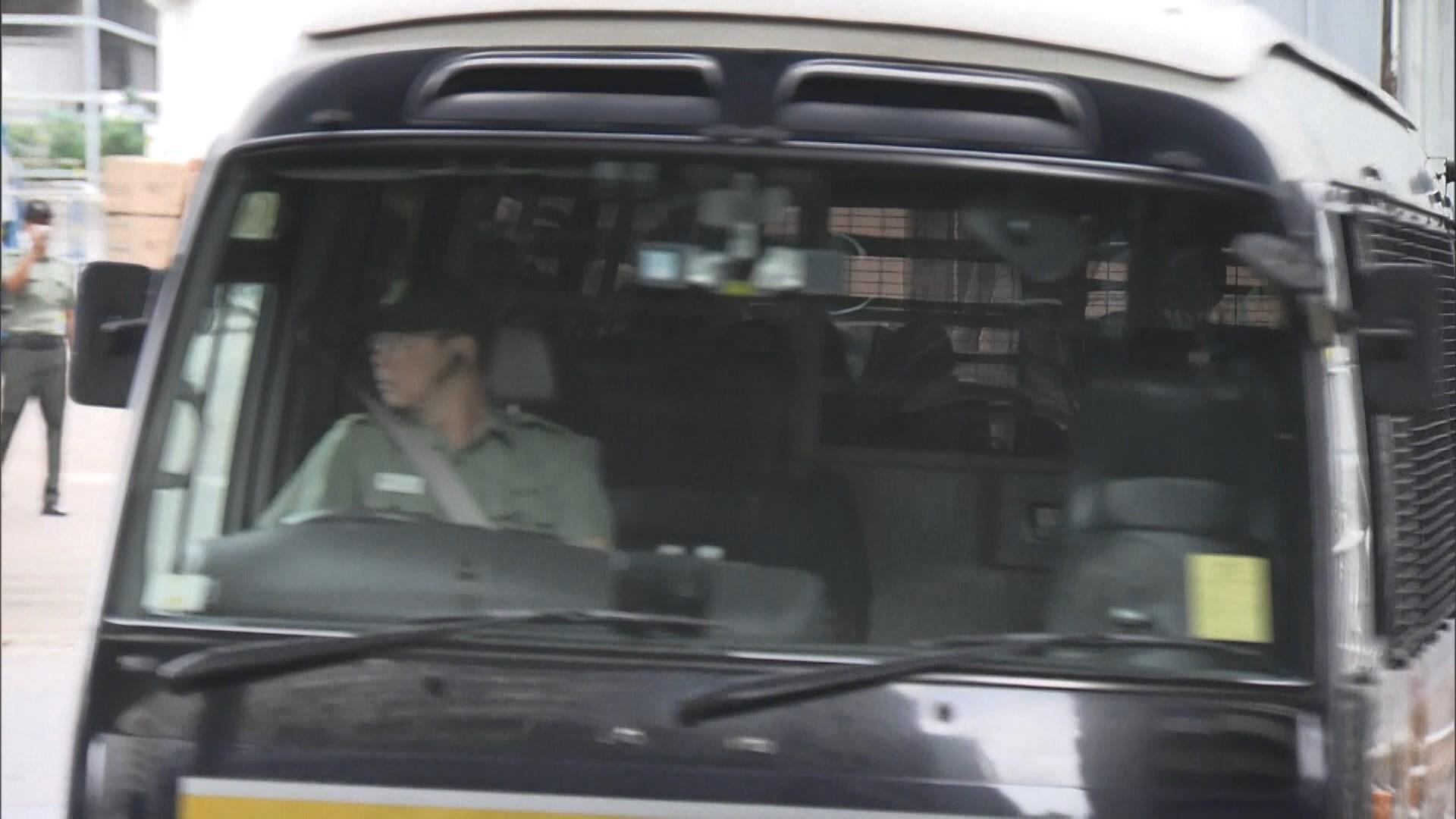 【最新】戴耀廷轉往石壁監獄服刑