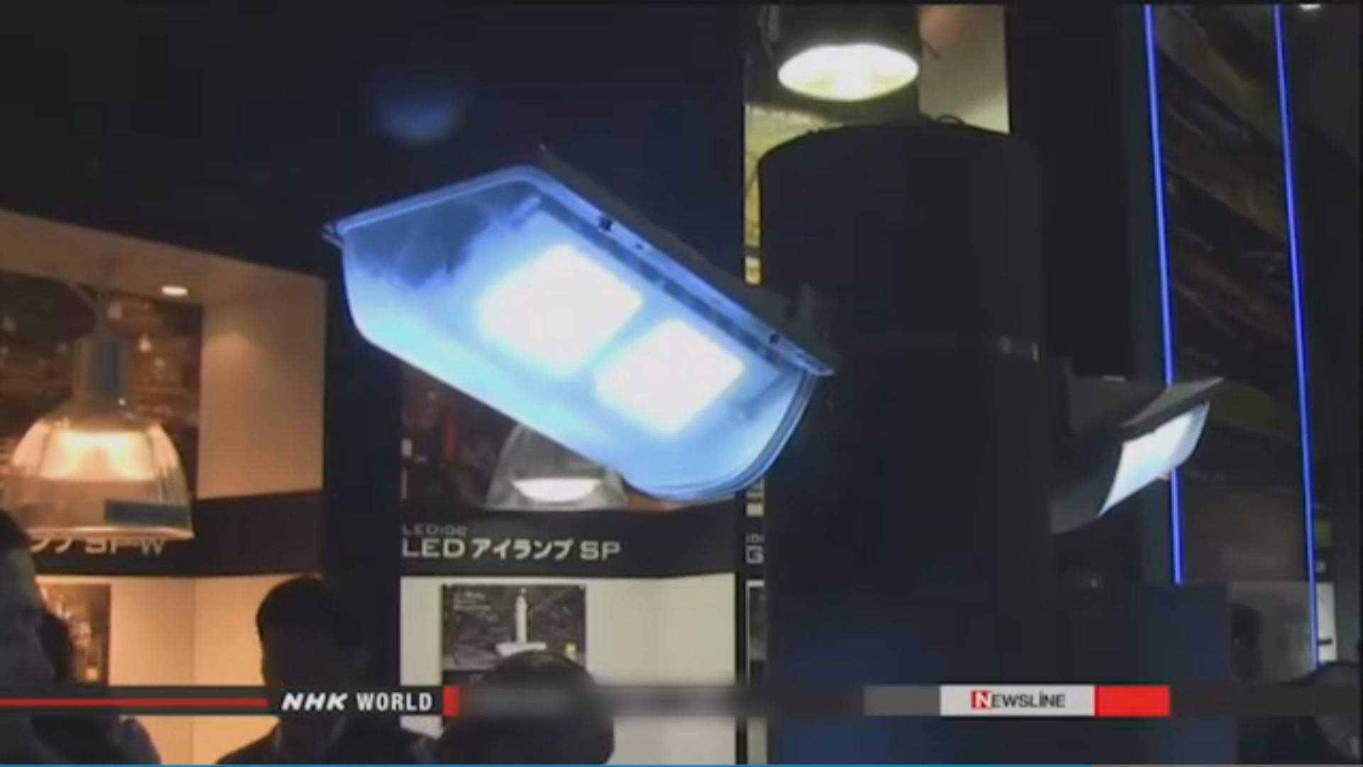 日本學者研發新路燈減少對農作物影響