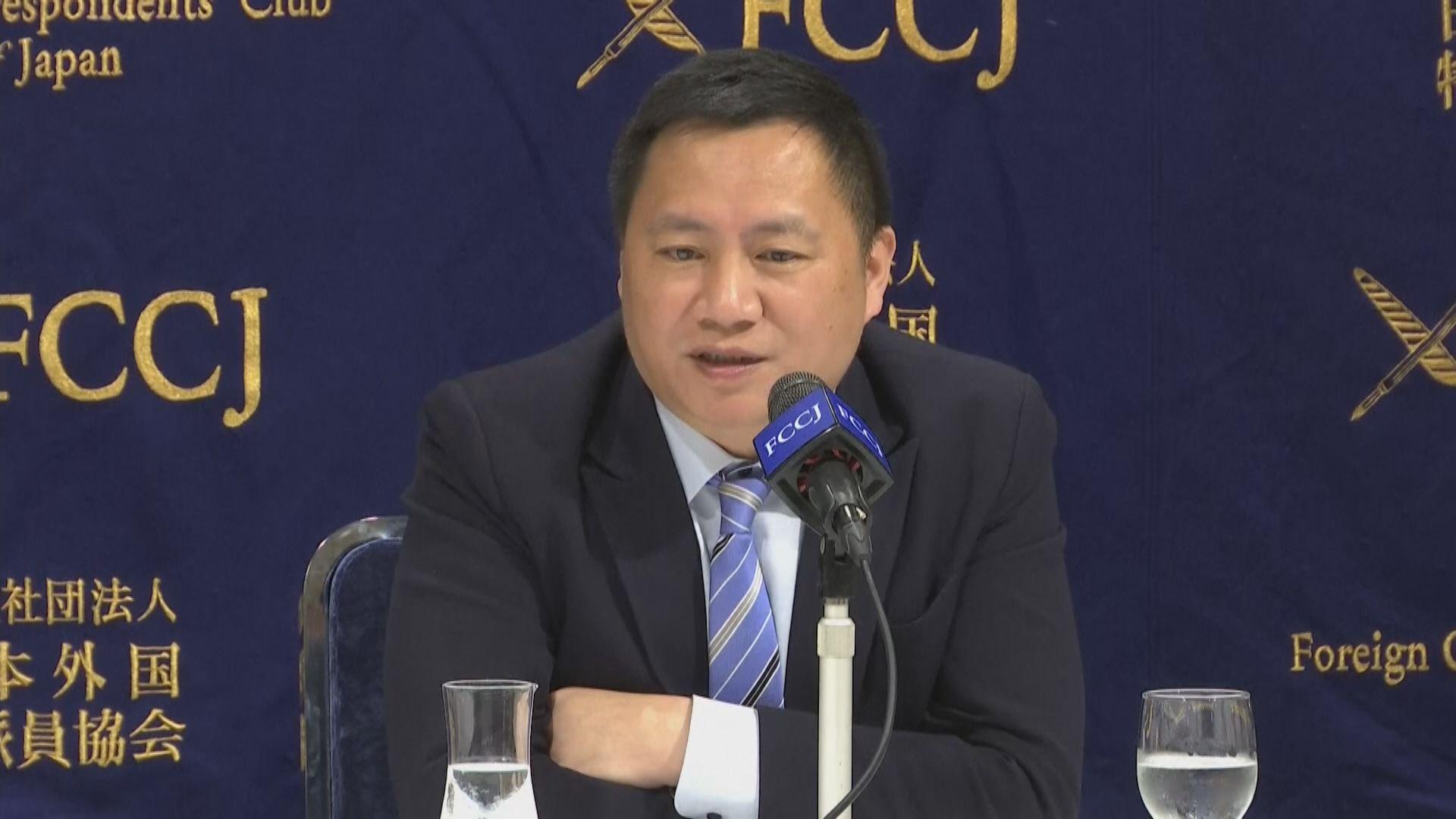 王丹:應在人權問題向中國施壓阻中共威脅全球自由民主