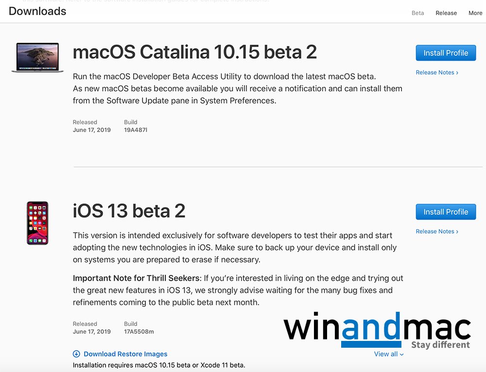 iOS 13話咁快又到beta 2 其餘macOS等都有新測試版了! - Now