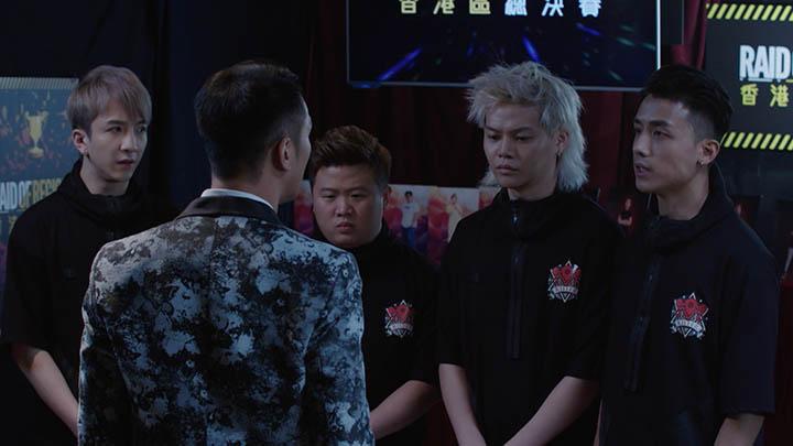 姜濤拍劇要Chok足全程 被笑只係「做返自己」