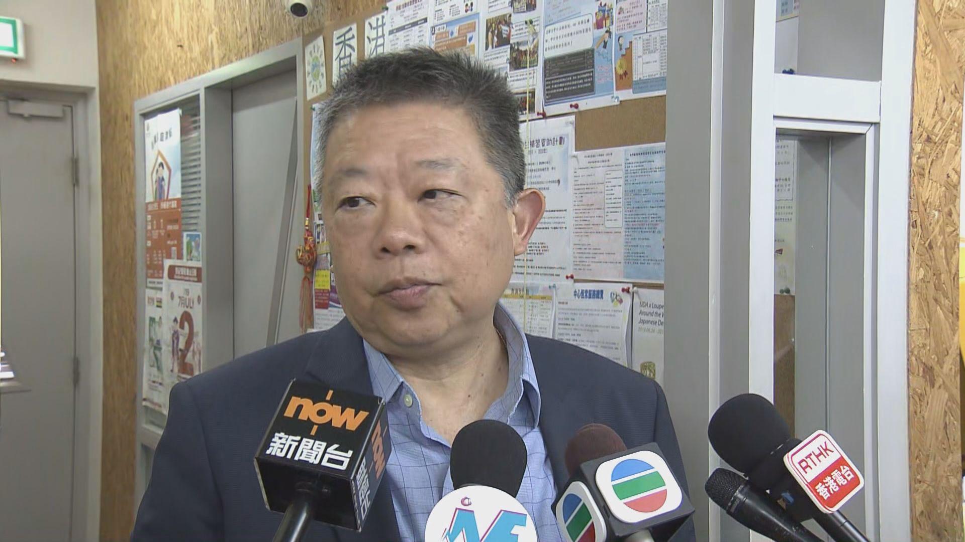 朱敏健:現行制度有效處理警方涉示威投訴