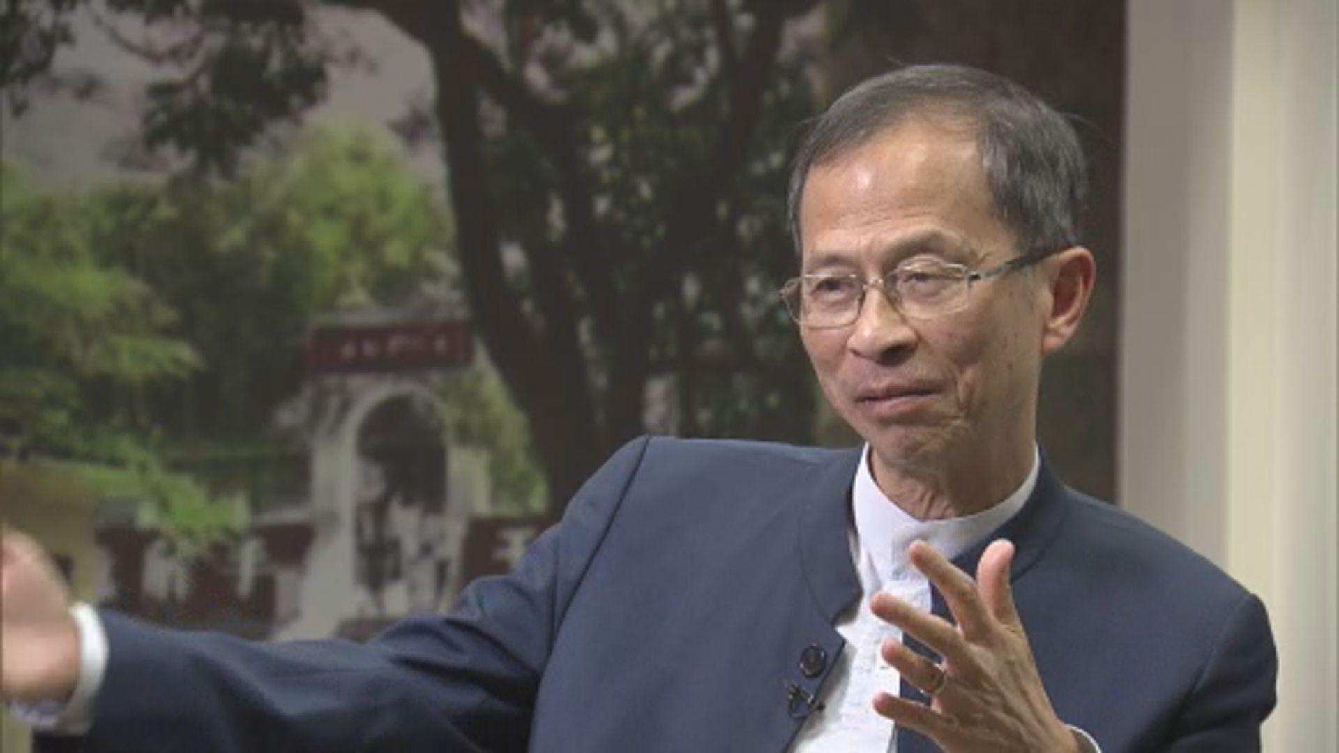 【即日焦點】專訪曾鈺成- 談政改論反修例衝突;中央電視台罕有連播香港新聞