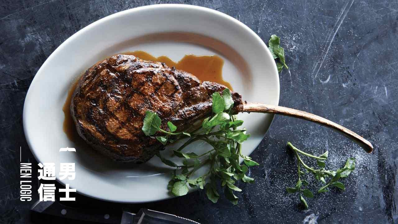 Morton's The Steakhouse 聯乘總統西服 Brooks Brothers 推出精選晚餐 約會鋸扒同時鼓勵消費