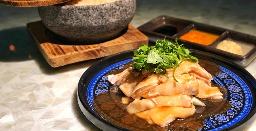 〈好食〉新加坡過江龍 天天海南雞飯