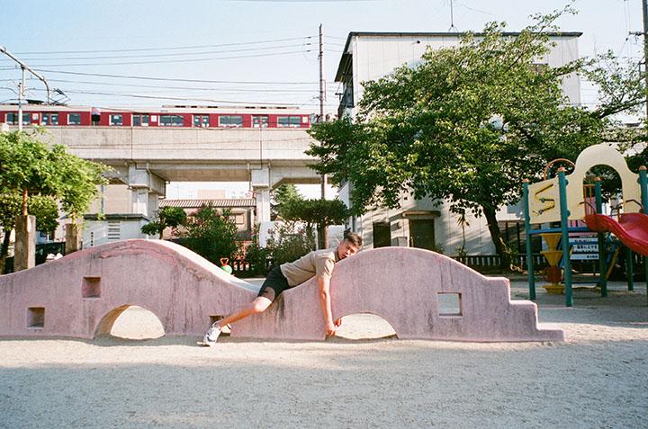 RubberBand大阪周街「瞓」 泥鯭中暑脫水