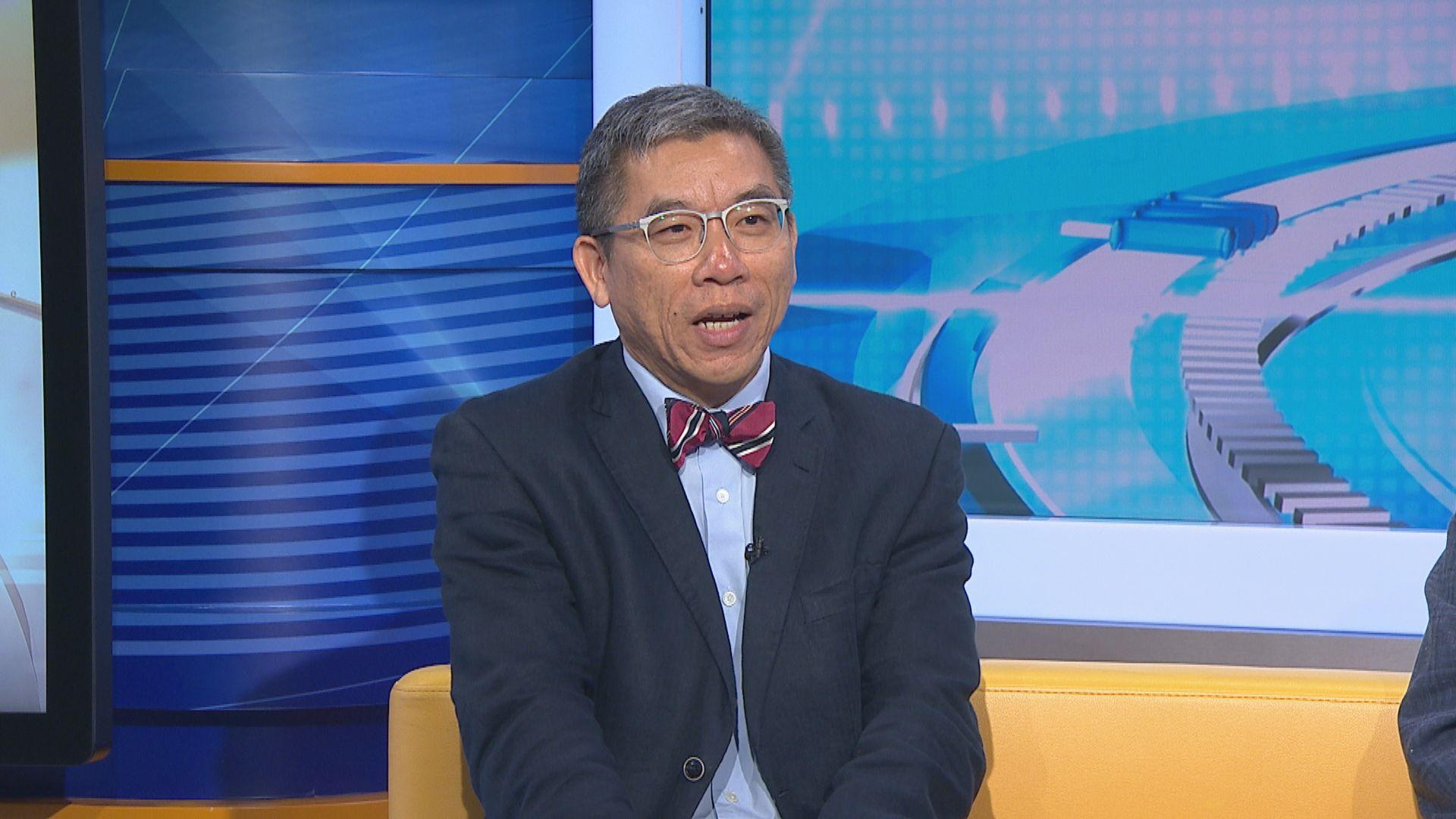 李彭廣:特赦可避免不斷出現訴訟