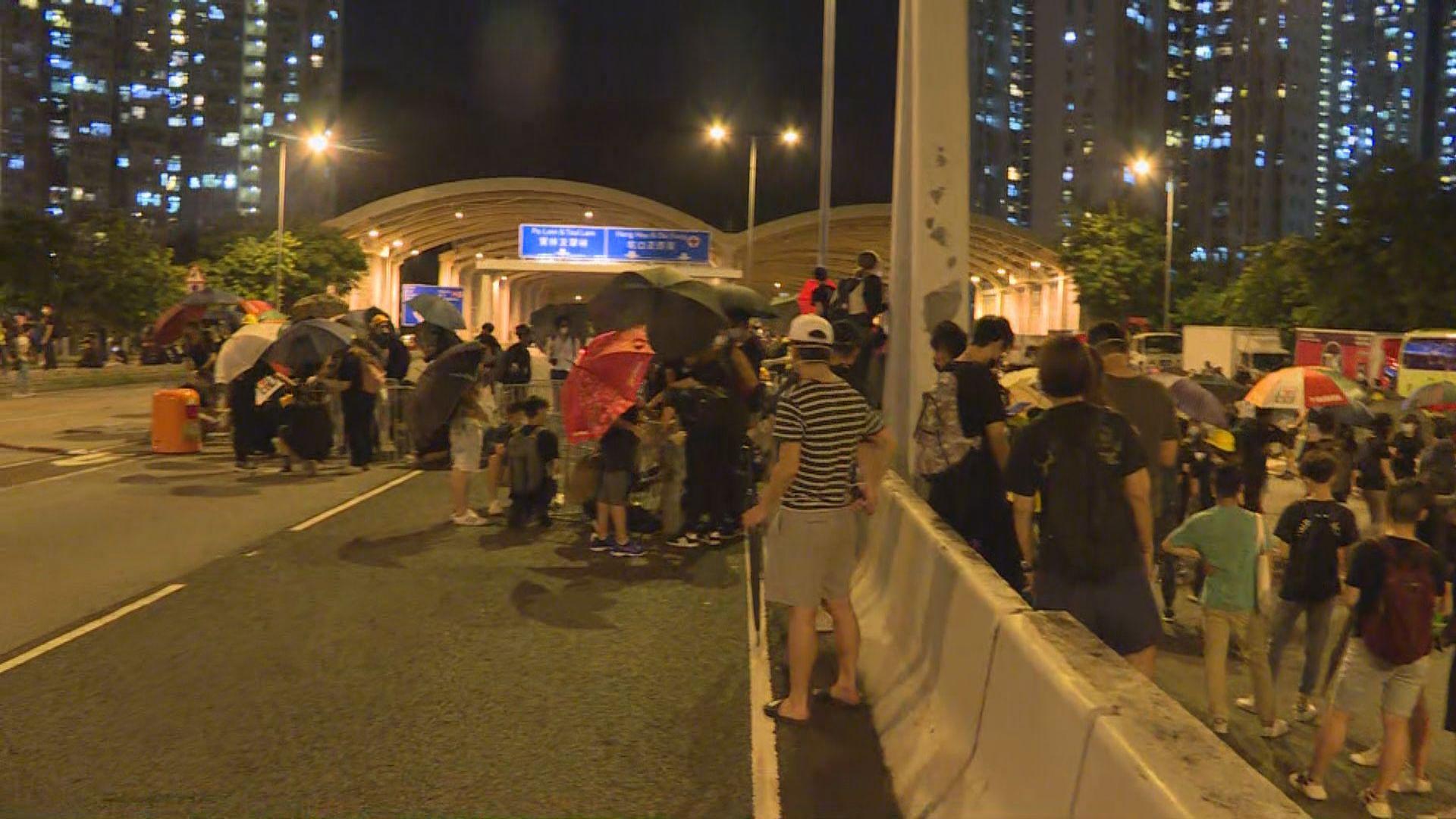 【不斷更新】晚間各區示威現場消息