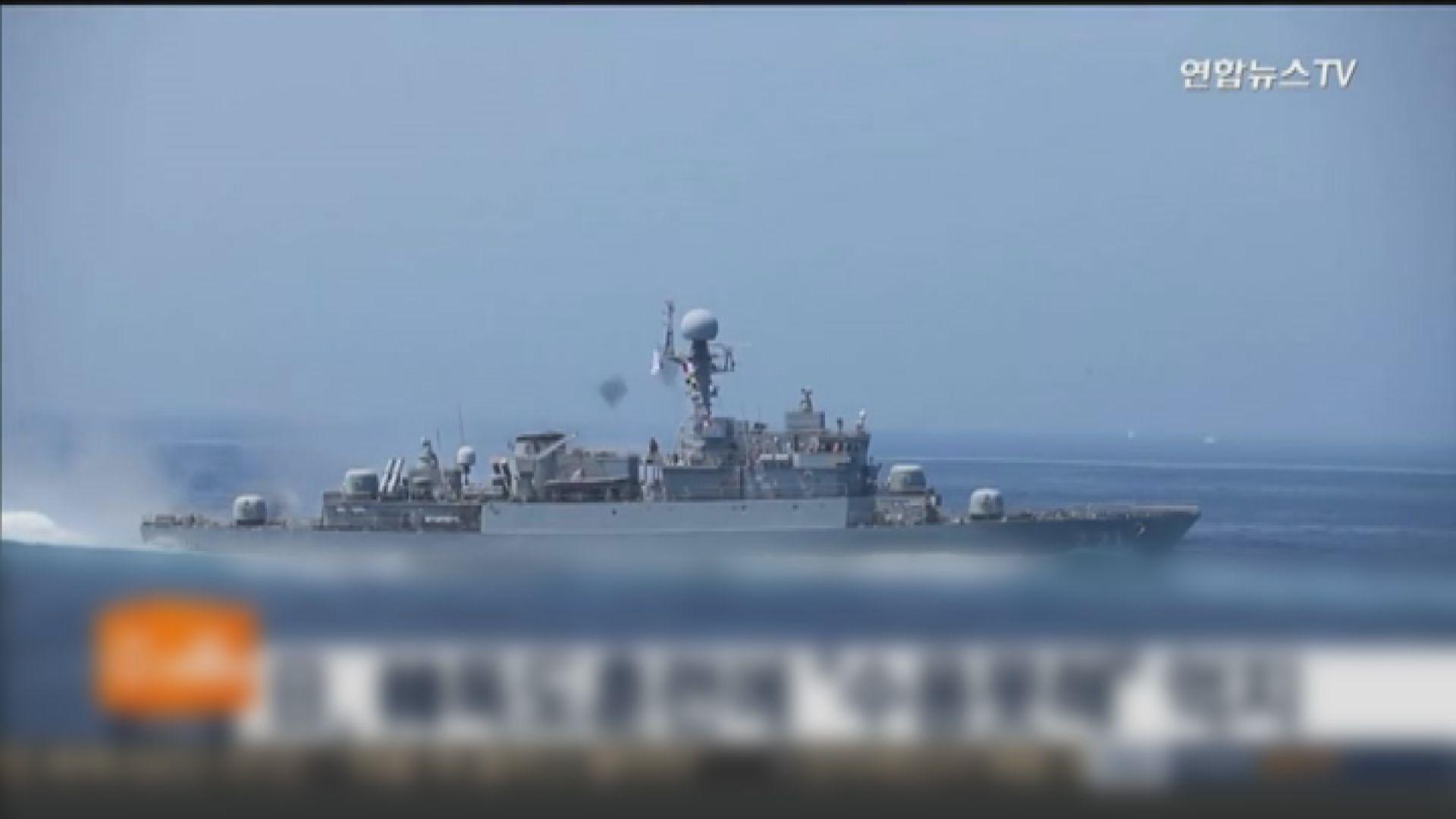 南韓擬本月進行獨島防禦演習