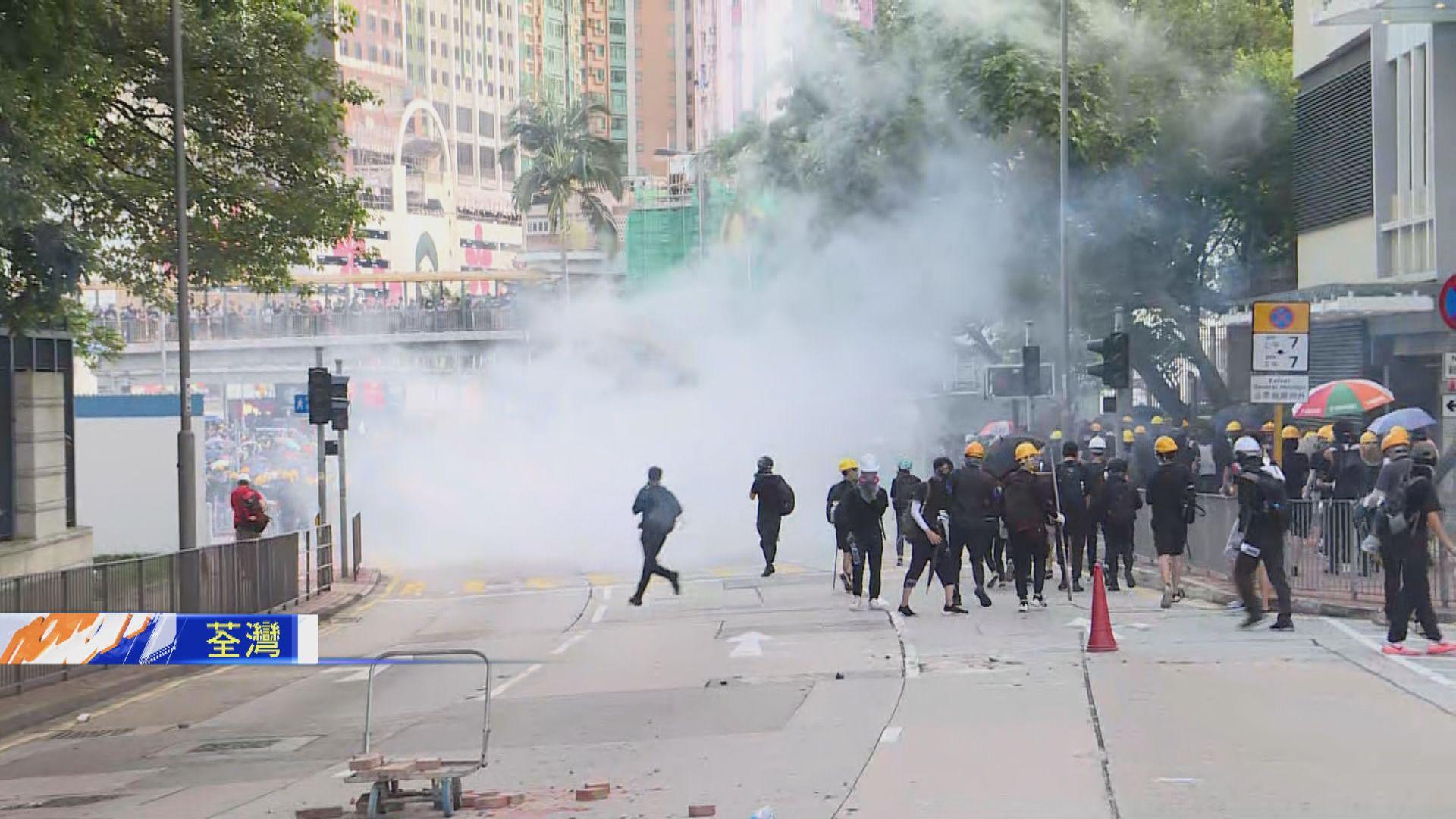 【不斷更新】8.5三罷 反修例示威者在各區行動
