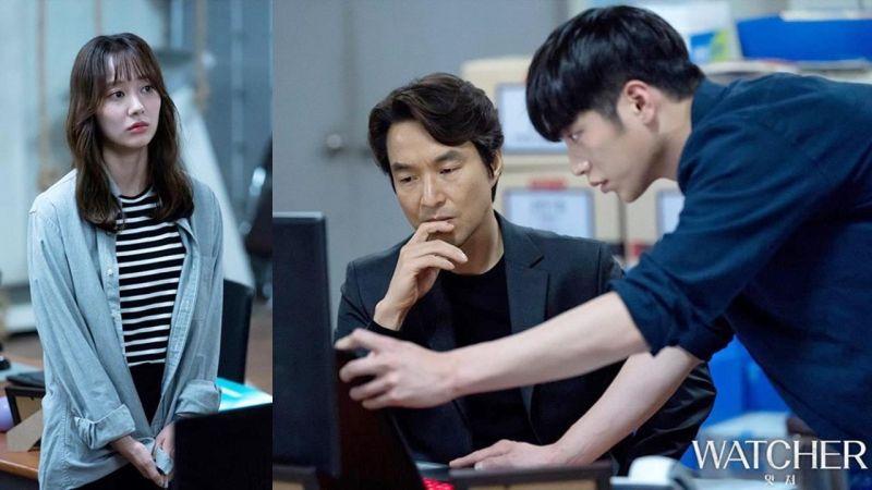 韓劇《Watcher》解開一個謎團後又一個出現   被緊張感弄到快瘋掉啦~!