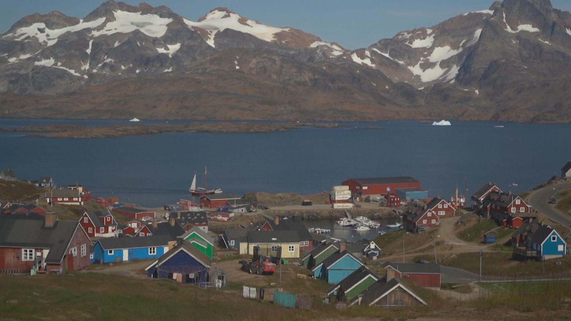 特朗普:購買格陵蘭對美國有利