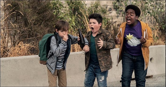 【電影預告】《曳曳同學會》三個笑爆嘴的中一仔