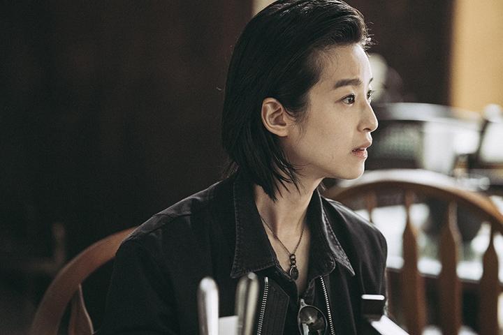 賴雅妍 飾 二姐如枝