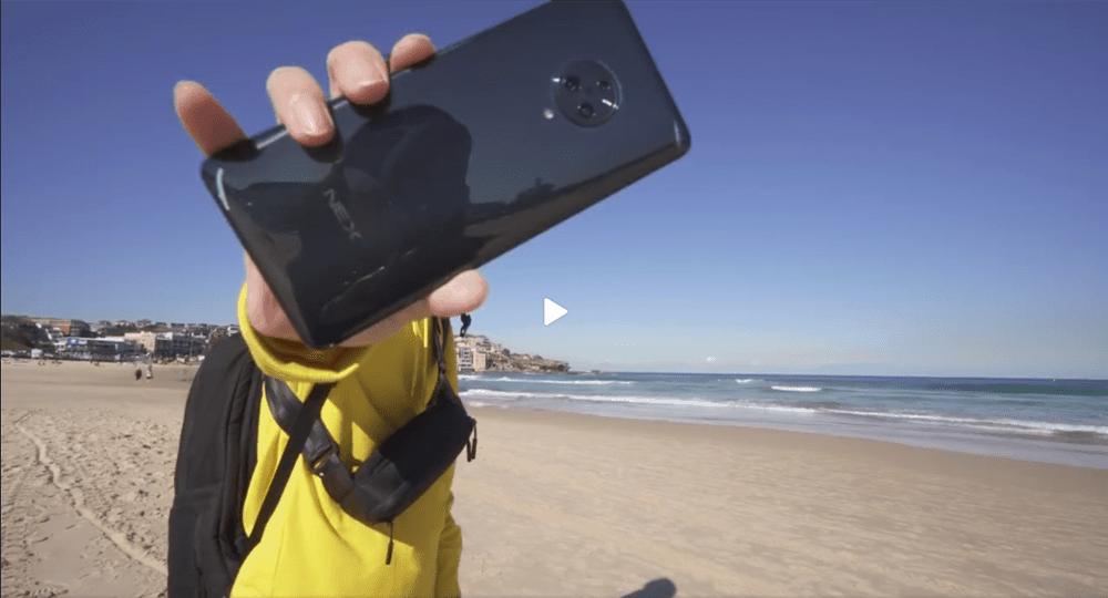 圓型三鏡及搭載升降自拍鏡頭,全球最高屏佔比手機曝光!