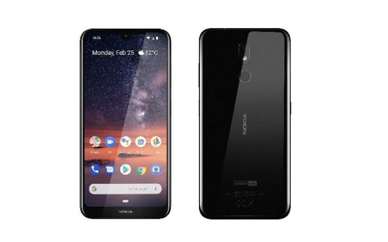 $1,398 玩 Android One 系統,NOKIA 3.2 下月上市