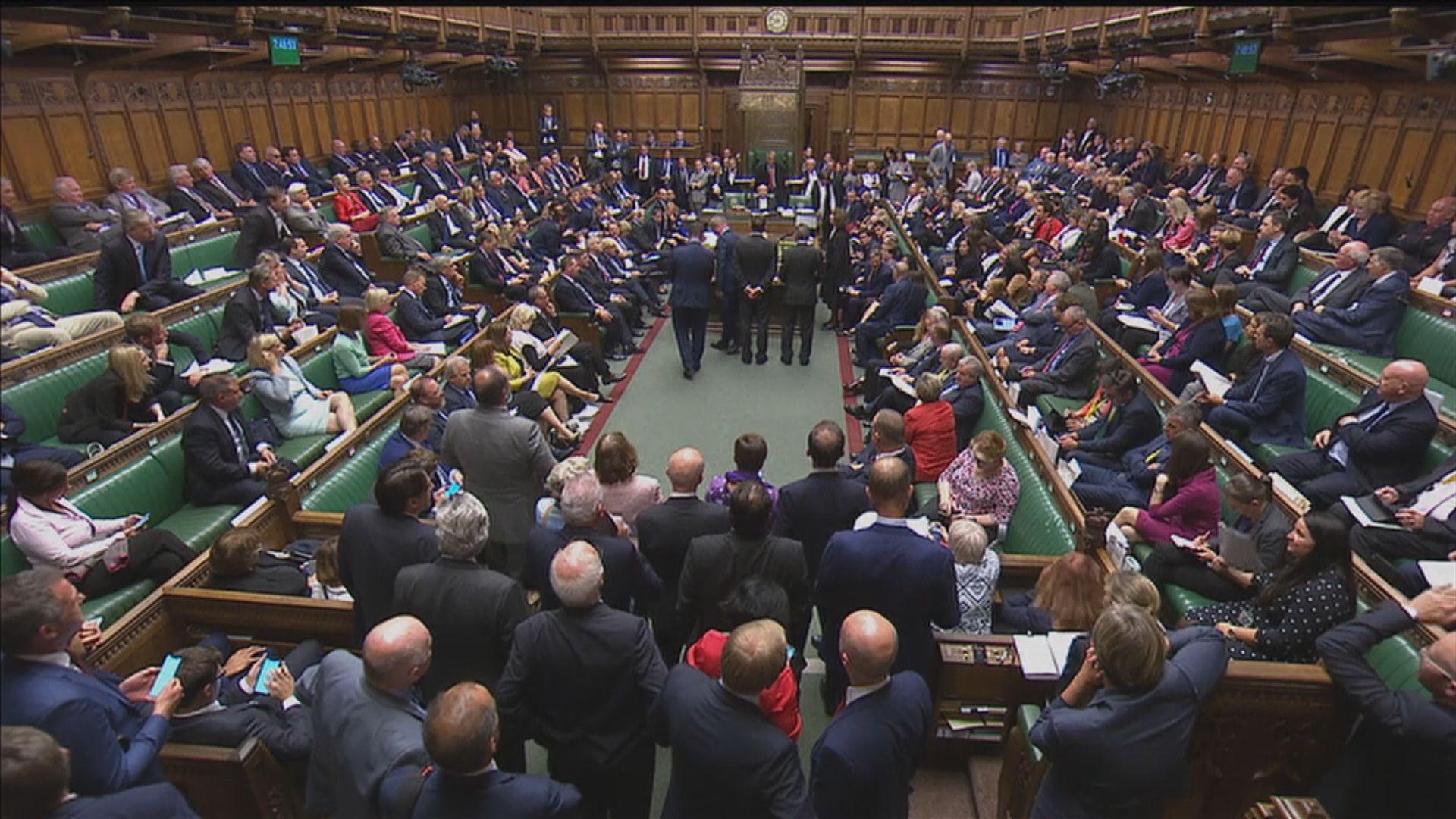 英下議院否決無協議脫歐及提前大選 脫歐前路未明
