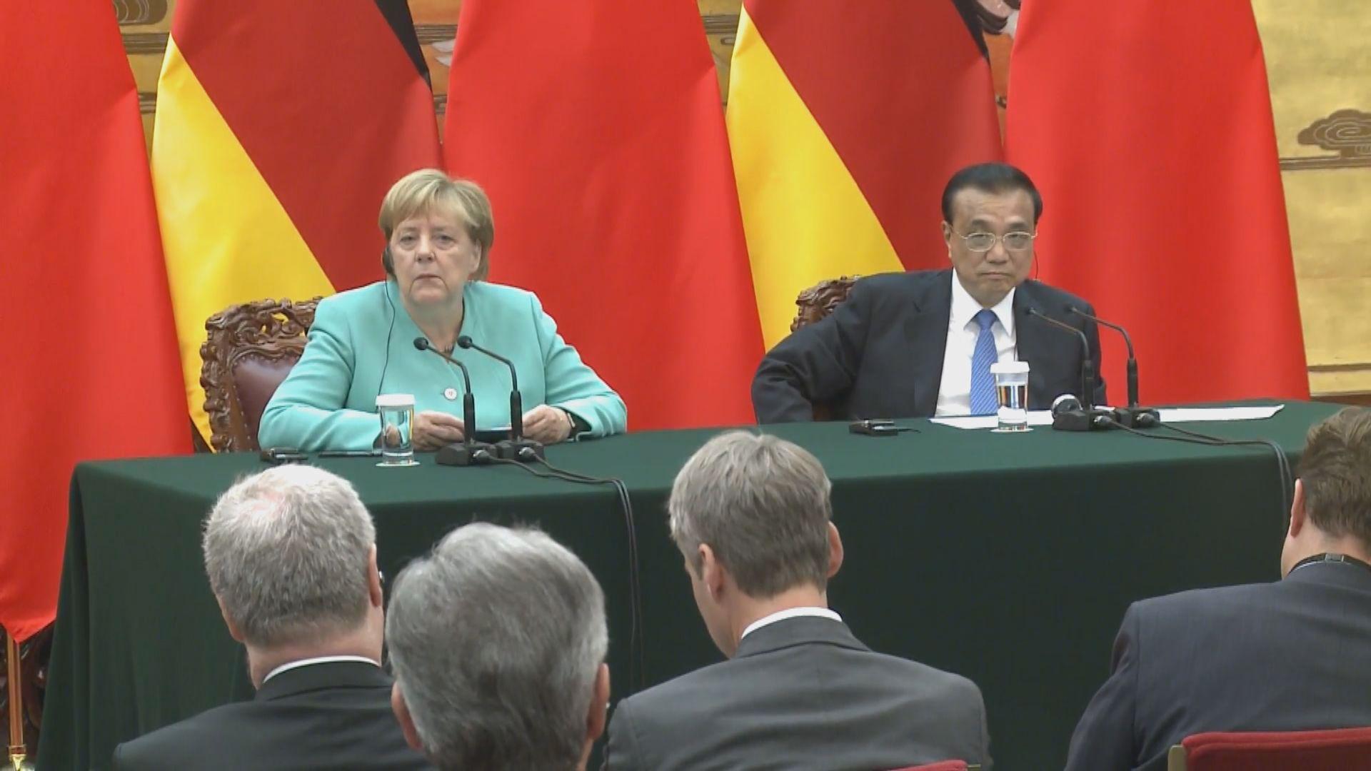 李克強:要相信中國人有能力辦好自己的事