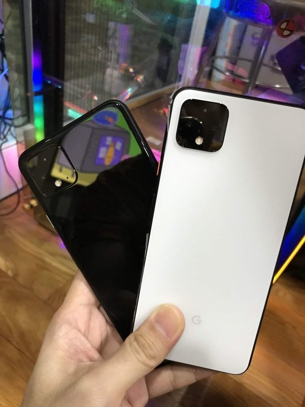 Google Pixel 4 真機上手,機背鏡頭設計似足iPhone 11
