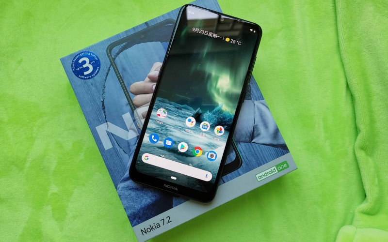 NOKIA 7.2 實試:近期最抵玩中階手機!