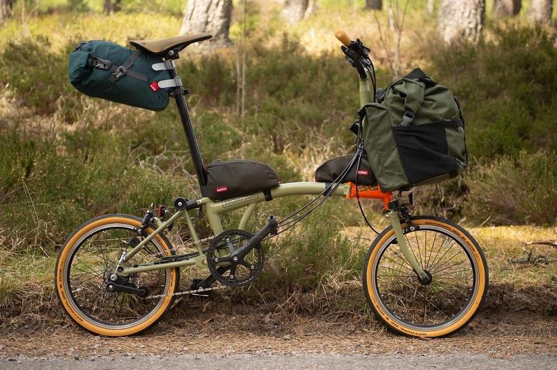Brompton摺合單車 帶你遠離都市繁囂走進大自然