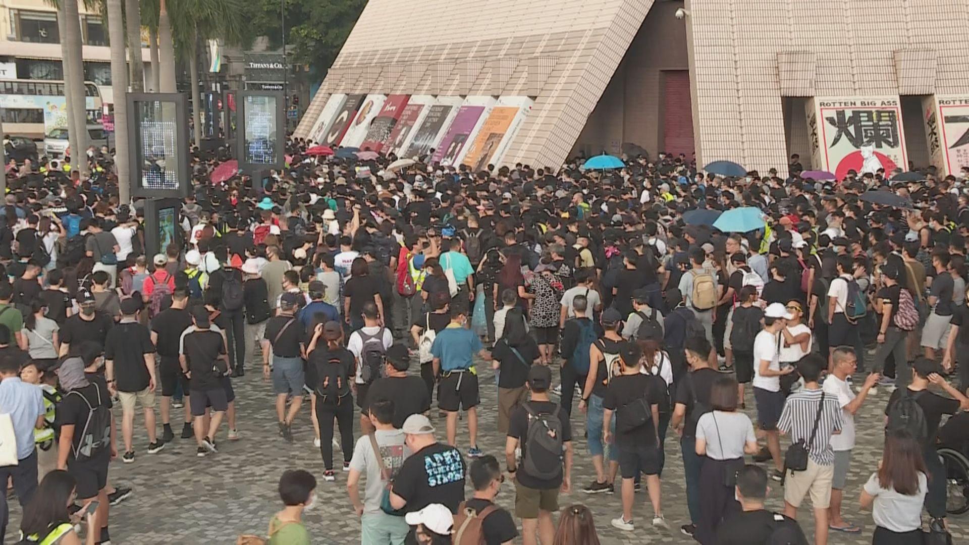 【不斷更新】網民發起尖沙咀遊行反緊急法