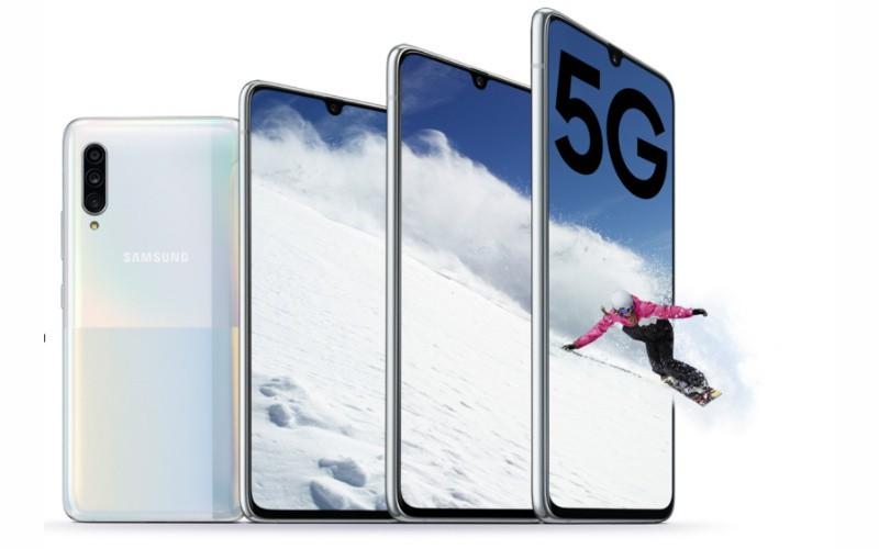 支援 45W 快速充電?Samsung Galaxy A91 規格曝光!