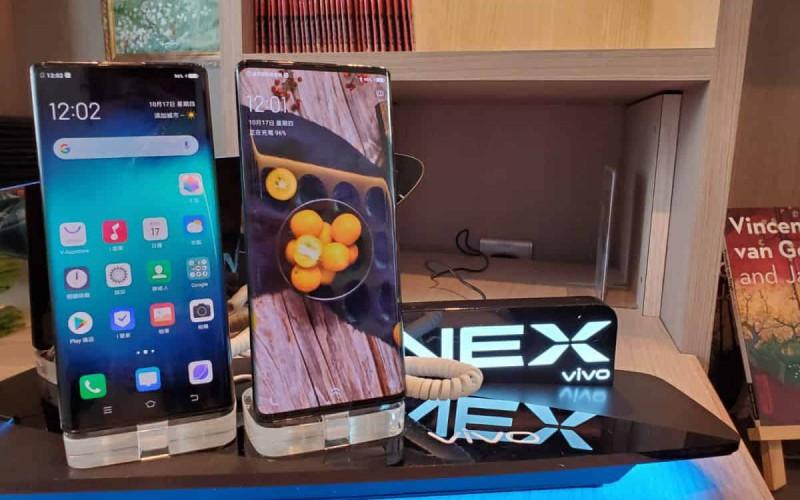 全港首部5G手機$6,698 vivo NEX 3 5G即將抵港!