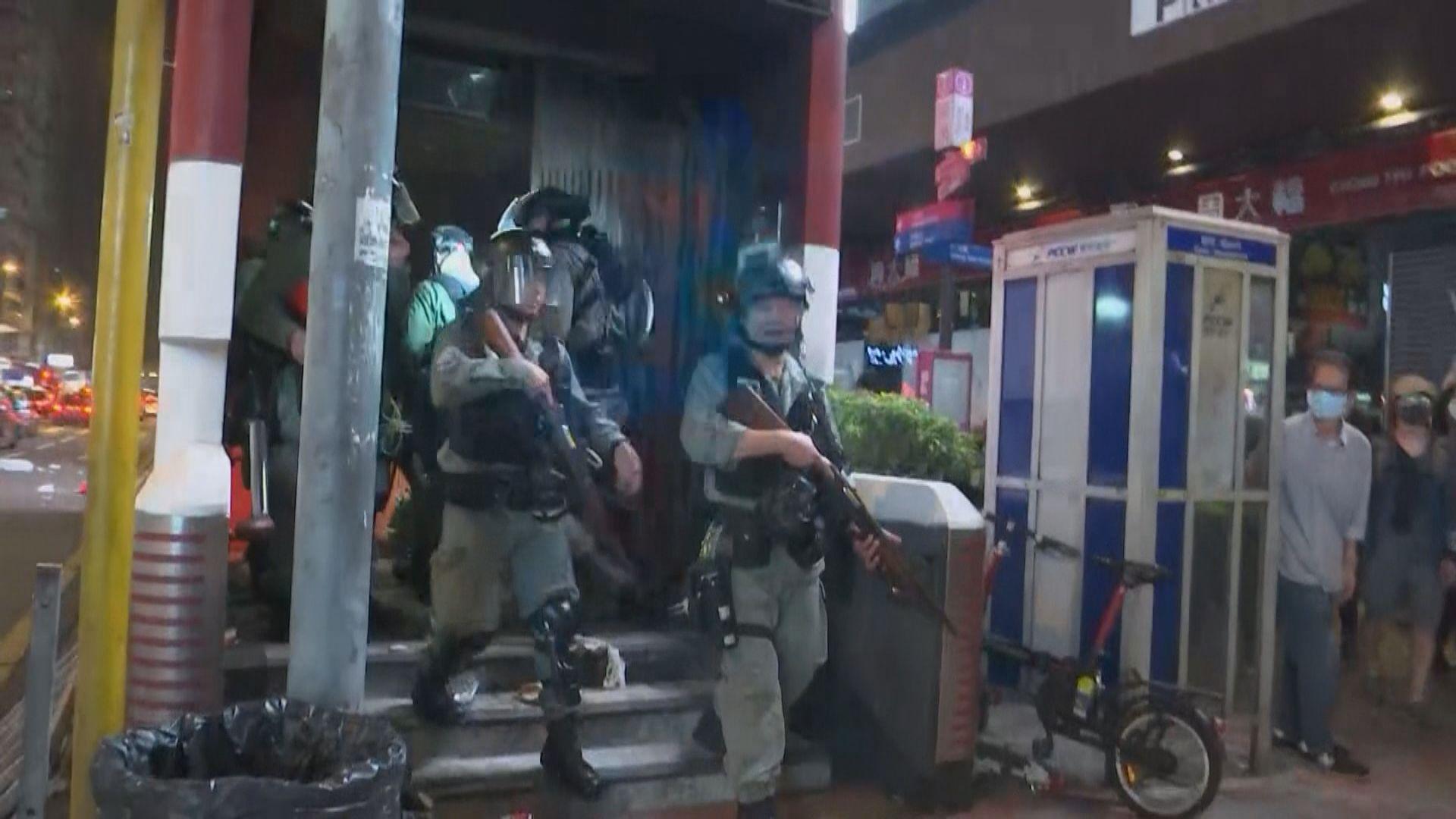 【不斷更新】網民發起尖沙咀集會追究警暴