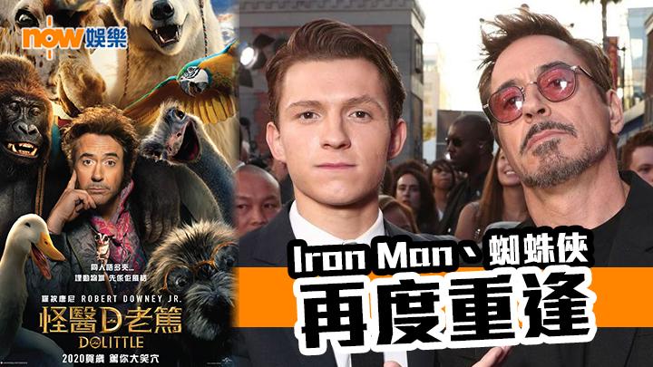 【電影預告】Iron Man與蜘蛛俠再度重逢!羅拔唐尼新作1月上映