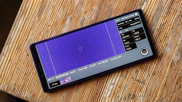 Xperia 3 設計圖曝光:搭載驍龍 865 處理器,支援 5G 網絡