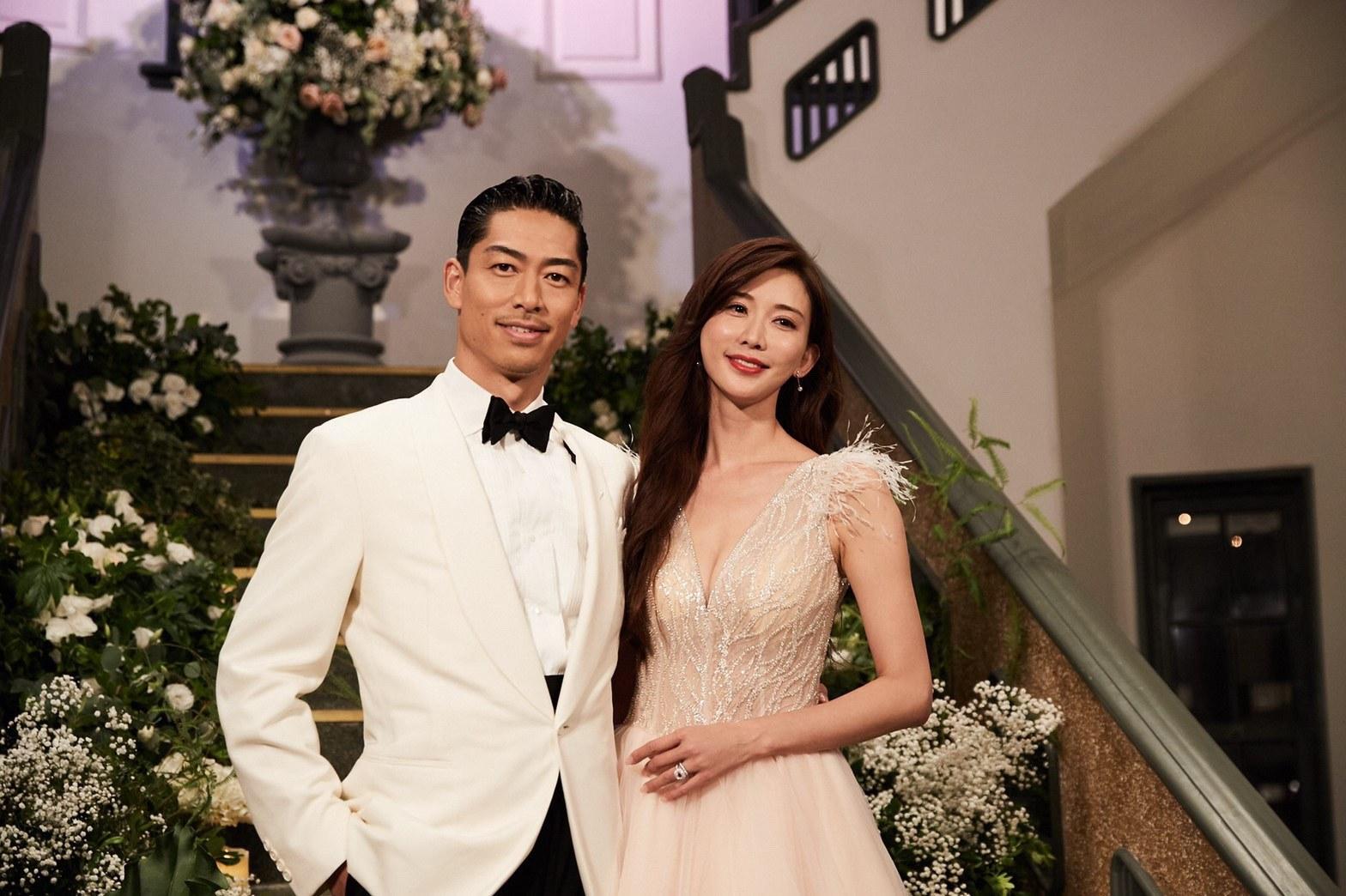 【林志玲婚禮】老公AKIRA長文訴心聲 曝台南辦婚禮原因