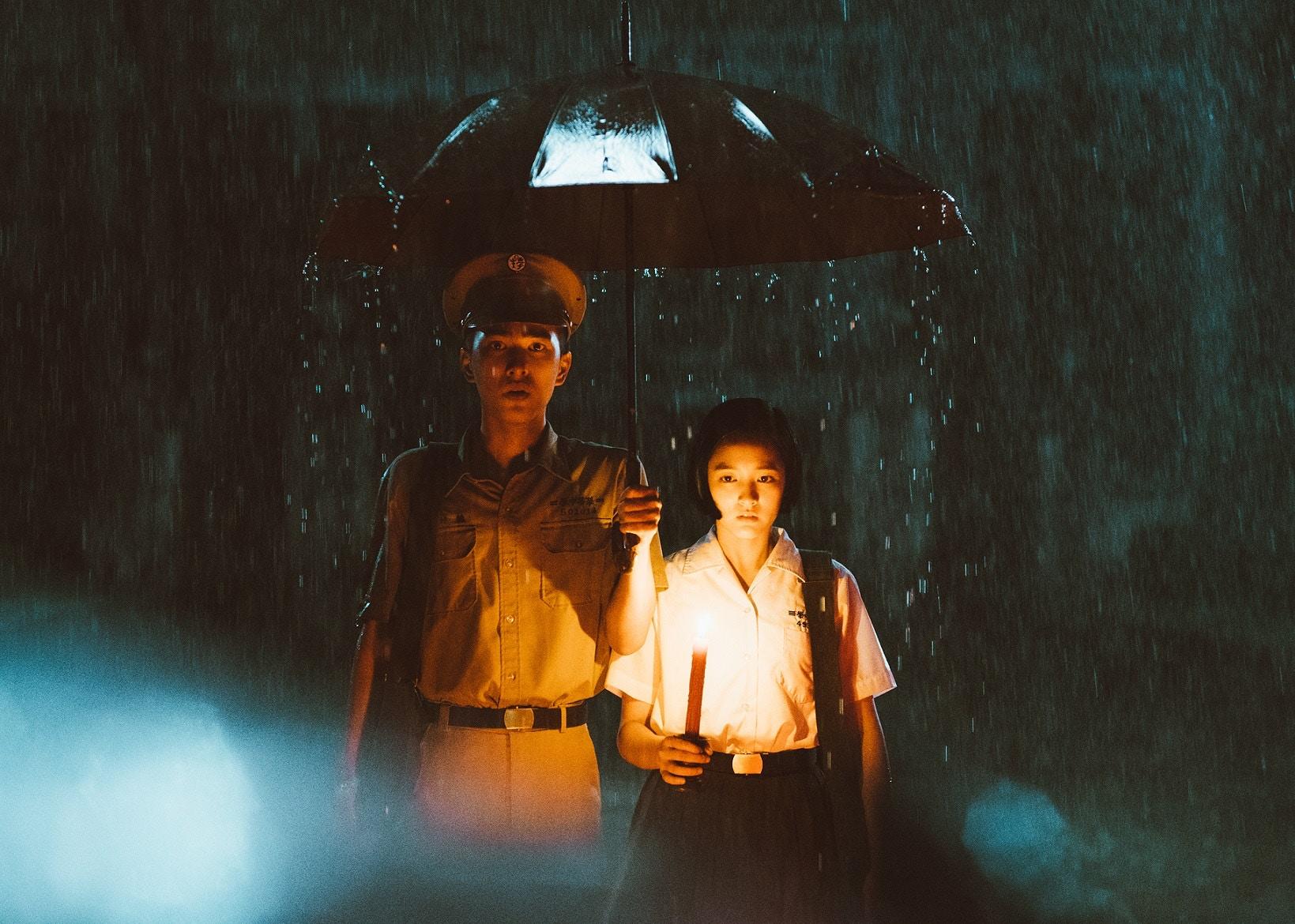 《返校》看似恐怖片,其實是一部反映當年政治威嚇的電影,其實都係恐怖片。