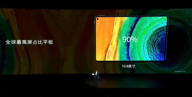 配備Kirin 990處理器及10.8吋屏幕 HUAWEI MatePad Pro正式發表!