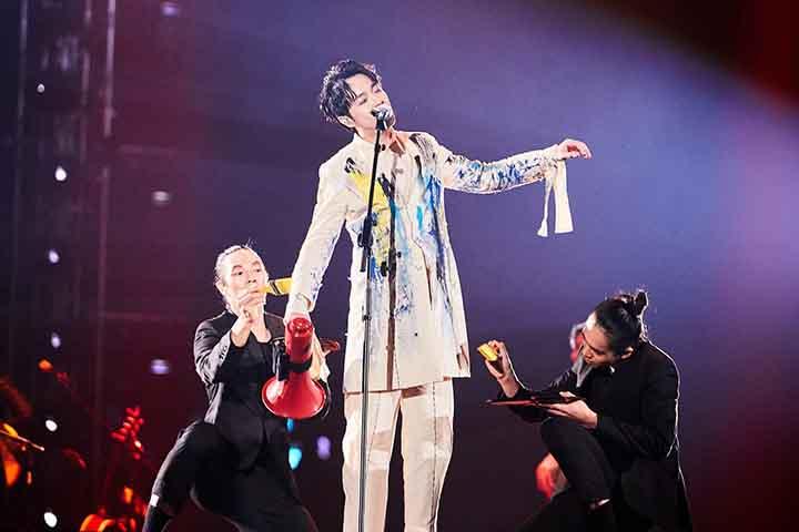 青峰首場個唱演出廿年創作:「最自私的演唱會!」