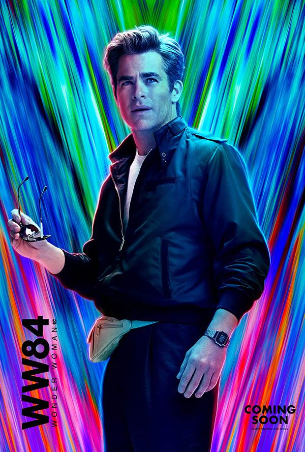 「死過翻生」的男主角史提夫·崔佛(Steve Trevor)