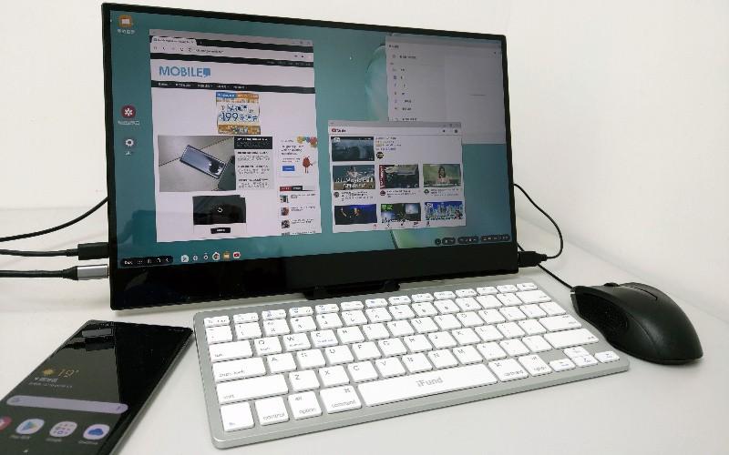 連接手機即變電腦 實試ZOHO流動屏幕