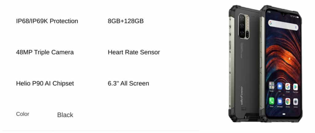 最強拍攝的三防手機?Ulefone Armor 7 開價 $3,299!