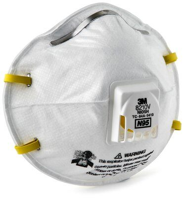 N95口罩:易致頭痛或難以呼吸