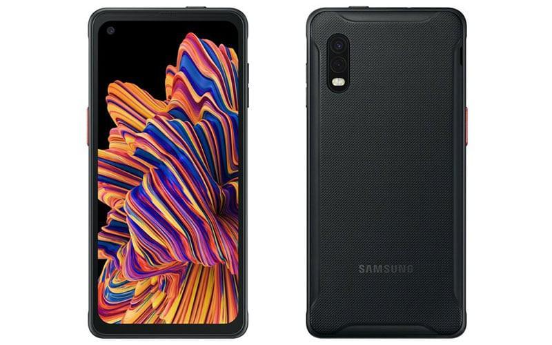 可拆卸 4050mAh 電池!三星發表三防手機 Galaxy XCover Pro